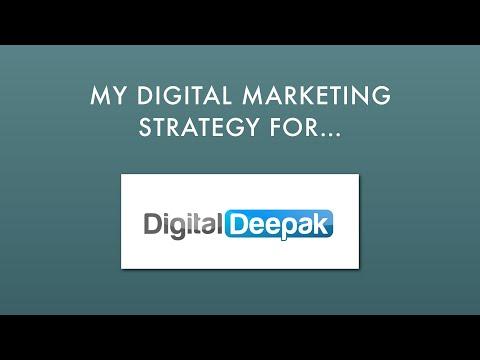 My Digital Marketing Strategy for Digital Deepak thumbnail