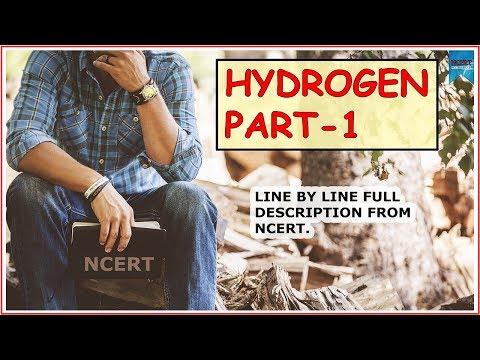Hydrogen part 1 (full description from ncert line by line) thumbnail
