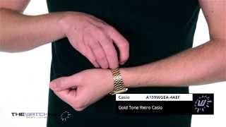 Casio Gents Classic Watch A159WGEA 4AEF
