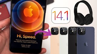 Apple iPhone 12 Event, iOS 14.1 Release Date, AirPods Studio & More
