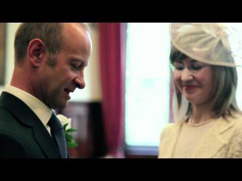 Henry and Tatiana's Wedding Ceremony video - National Liberal Club, Whitehall London