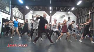 Twerk It Like Miley - Brandon Beal (Dawin Remix) | Choreography by James Deane