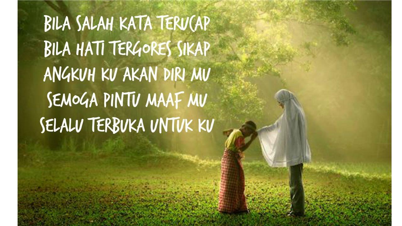 Selamat Hari Raya Idul Fitri 1436 H Mohon Maaf Lahir Dan Batin Youtube