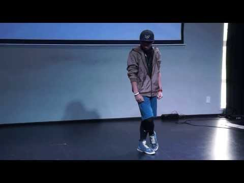 """Kevin Foster - """"TRAP"""" Dance Cover"""