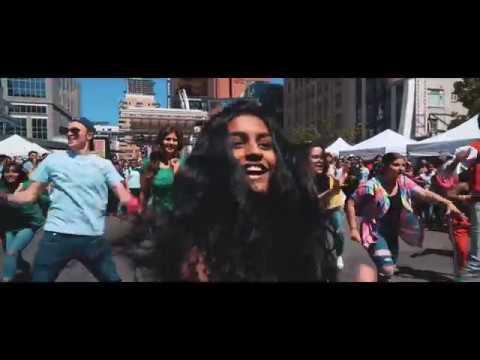 Madaari Mania in North America - Toronto, Canada Flashmob : The Extraordinary Journey of the Fakir Mp3