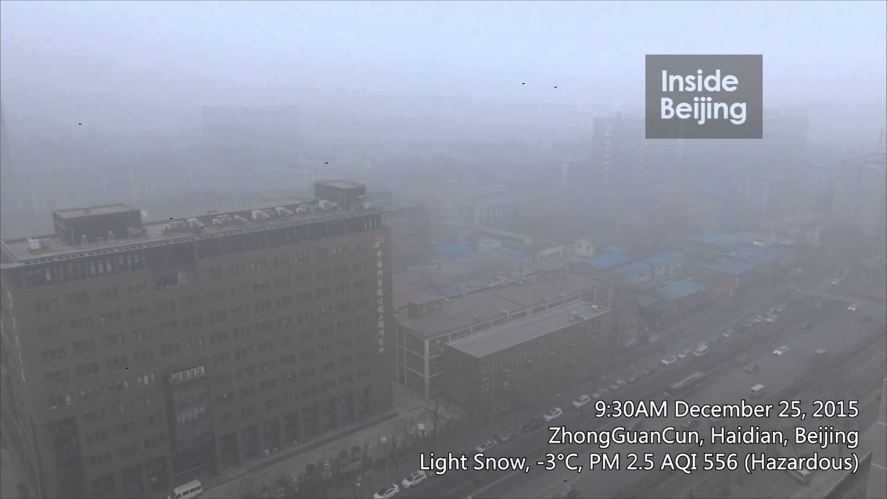 Today s Weather in Beijing  12 25 2015  Light Snow   3    C  PM2 5 AQI     Today s Weather in Beijing  12 25 2015  Light Snow   3    C  PM2 5 AQI 556   Hazardous      9 30AM