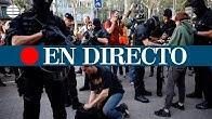 Concentración de Ciudadanos en Barcelona, en directo