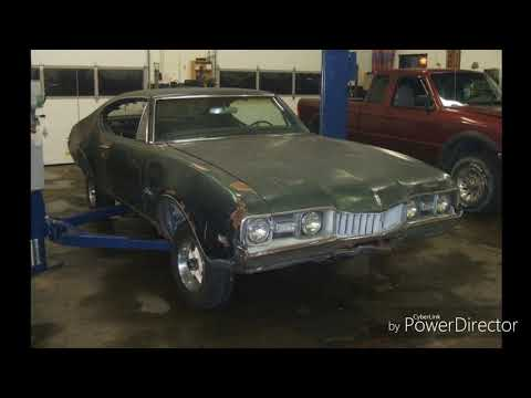 1968 Cutlass Supreme. Resurrection From The Dead.