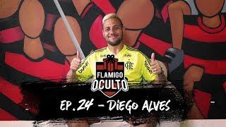 Flamigo Oculto - Diego Alves