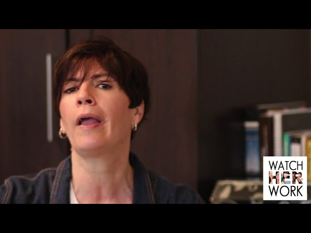 Entrepreneurship: Age is an Asset, Kelly Hoey | WatchHerWorkTV