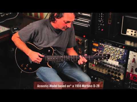 James Tyler Variax: Acoustic Sounds | Line 6