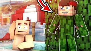 REWIS RACHE 😡 Skin TROLL an MOOO in Hide and Seek
