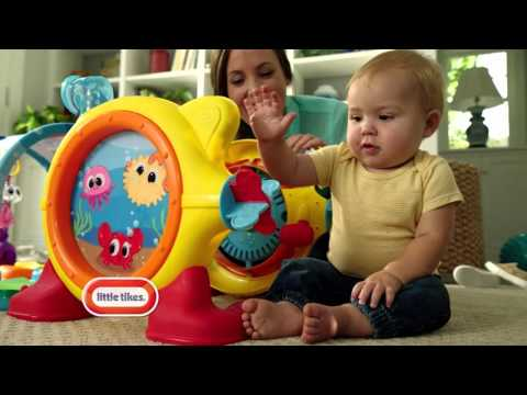 Little Tikes Lil' Ocean Explorers 3 in 1 Adventure Course