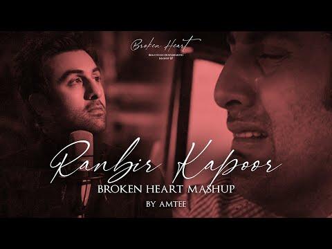 Ranbir Kapoor Broken Heart Mashup | Amtee | Bollywood Lofi | Ae Dil Hai Mushkil | Tujhe Bhula Diya