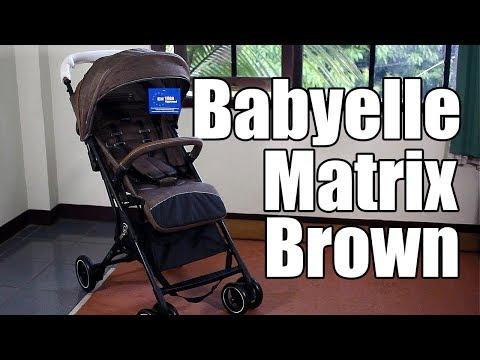 Pilihan Warna Babyelle Matrix Brown | Babysasori