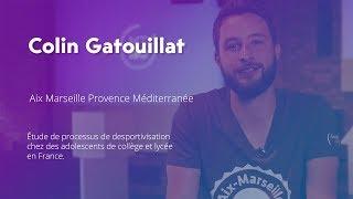#60sDePlus avec Colin Gatouillat - MT180