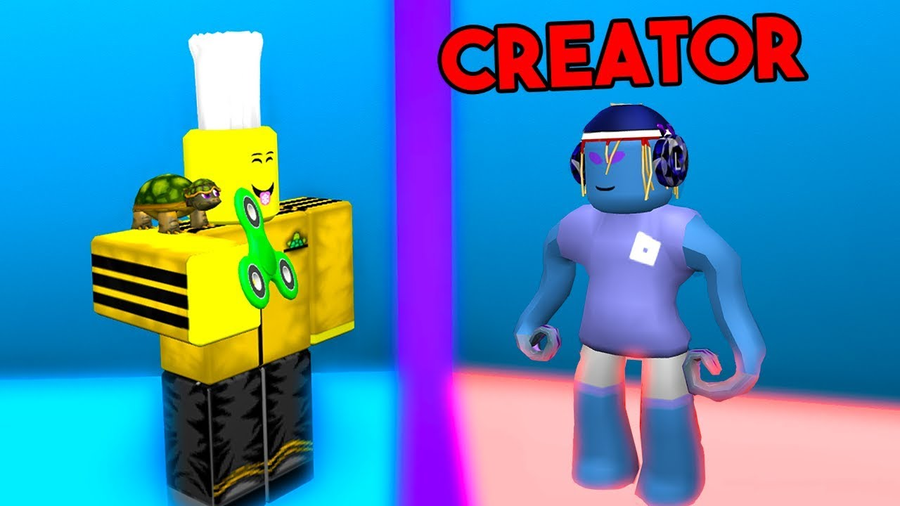 Playing With The Creator Of Roblox Would You Rather Youtube