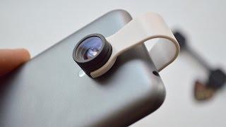 Макрообъектив 20X для смартфонов(Линза очень хорошего качества. При хорошем освещении макросъёмка получится отличной. Примеры фото: https://vk.co..., 2016-09-15T03:30:01.000Z)