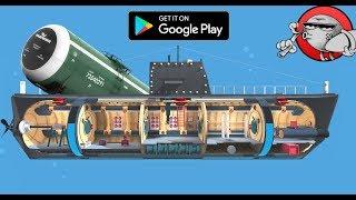 CISTERN WITH FUEL - Nuclear Submarine inc #3