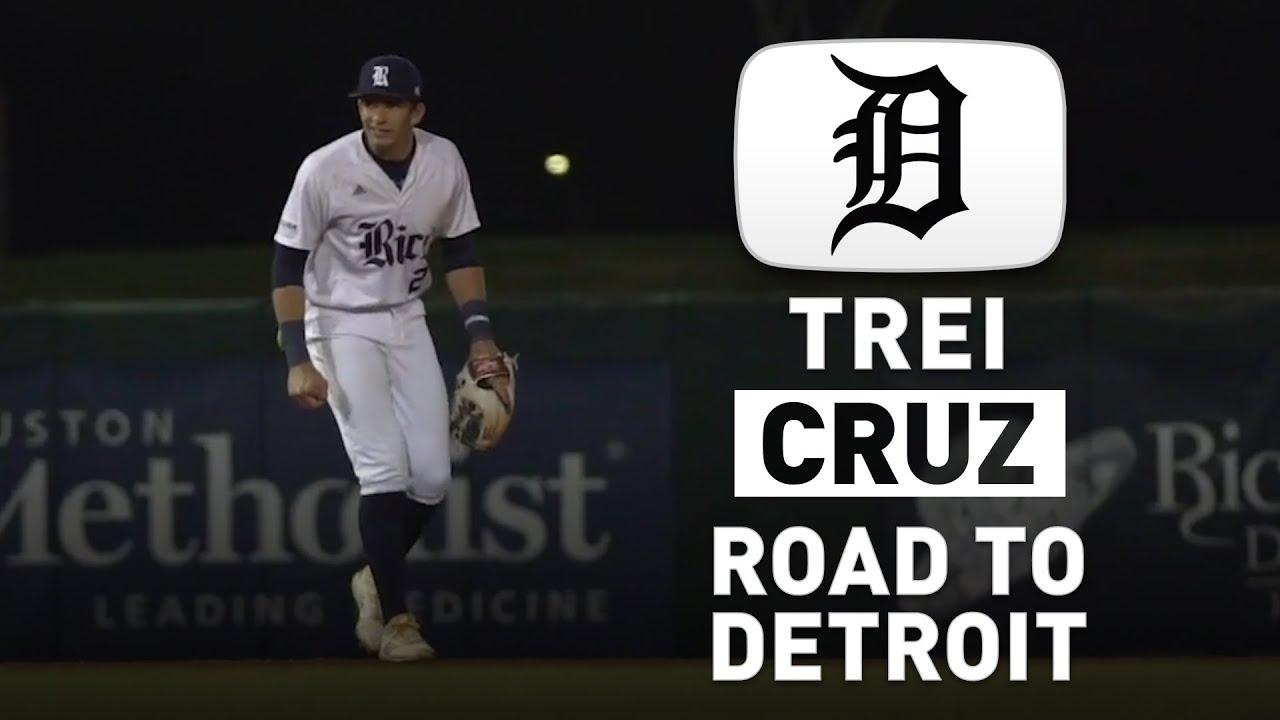 Road to Detroit: Trei Cruz