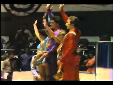 1981 US National Roller Skating Championships Results/Credits