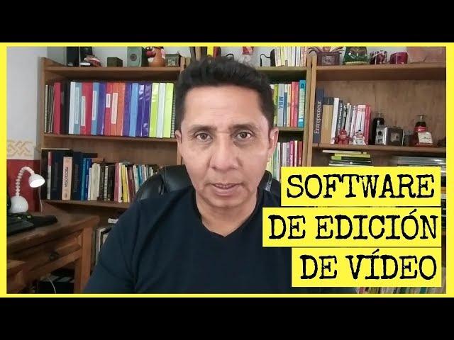 Cuál software de edición de vídeos utilizo actualmente | Respuesta a pregunta de seguidor