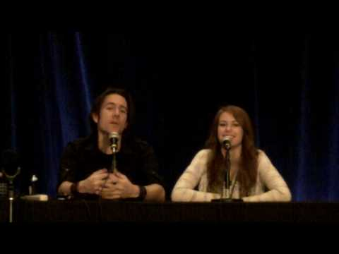 MAGFest 2017 - Geek Pride Panel (with Matthew Mercer and Marisha Ray) from YouTube · Duration:  54 minutes 41 seconds