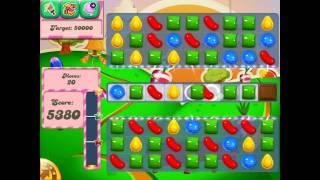 Candy Crush Saga: Level 77 (No Boosters) iPad