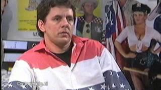 Dick Maas & Huub Stapel over Flodder in Amerika 1992