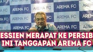 Michael Essien Ke Persib Bandung Arema Fc  Tidak Panas II Berita Harian Persib Bandung