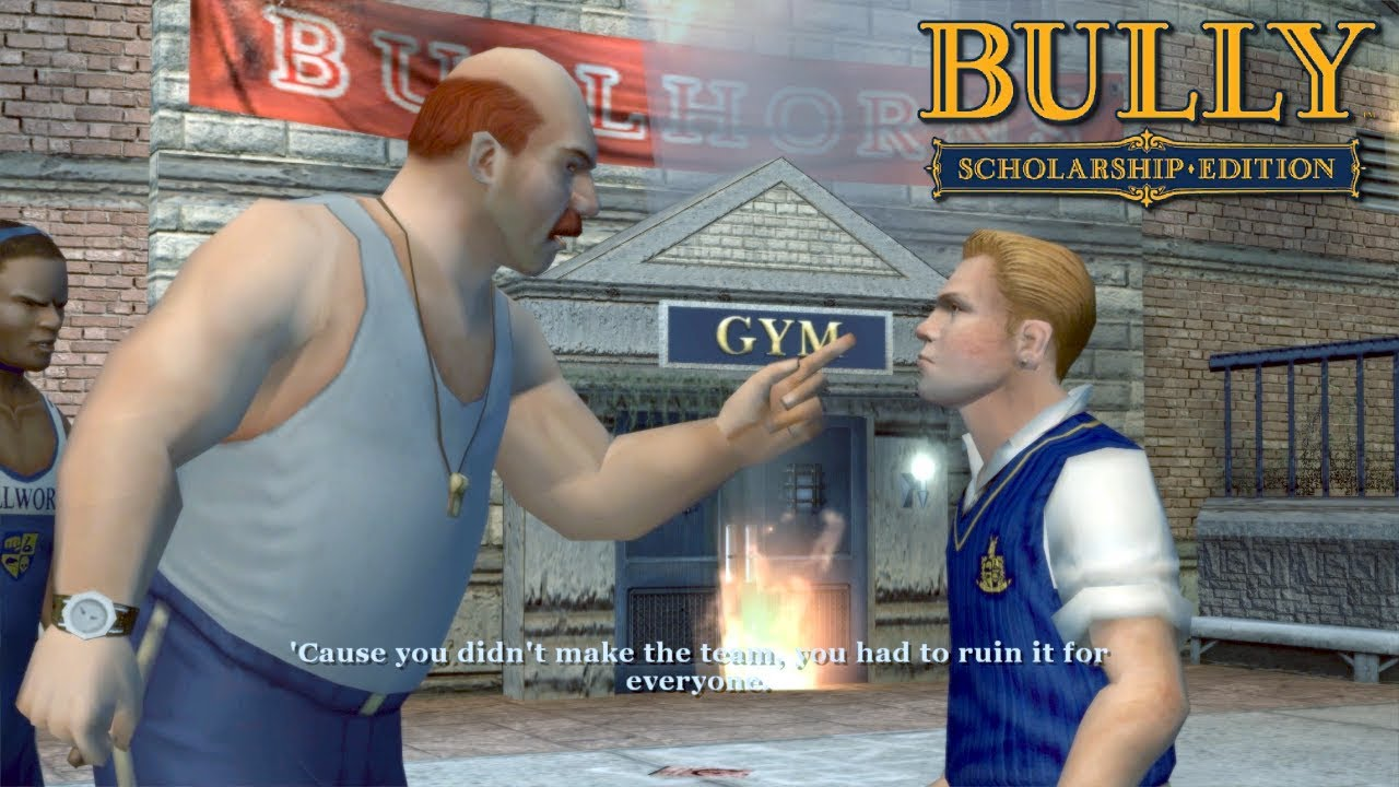 Bully: Scholarship Edition - Part 26 - IT WASN'T MY FAULT