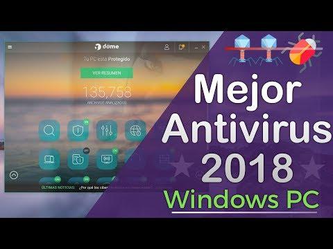 El Mejor Antivirus Gratis para PC en 2018 [100% SEGURO y Versátil]