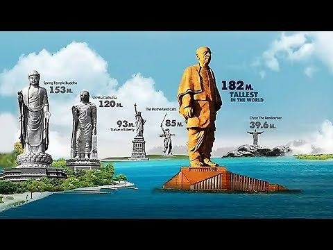 The Tallest Statue in the World!
