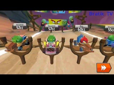 Angry Birds Star Wars Злые Птички прохождение игры Серия 18