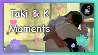 Taki & K Moments   I-LAND Funny and Cute Moments