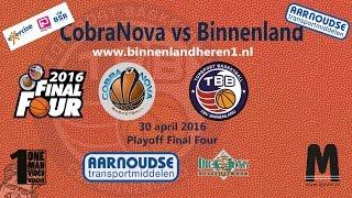 CobraNova vs Binnenland Heren 1