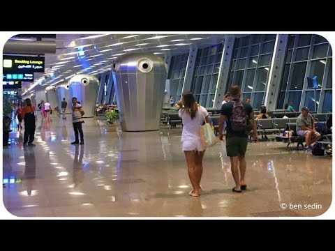 Hurghada International Airport, Egypt