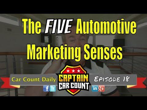 The Five Auto Repair Marketing Senses For More Car Count