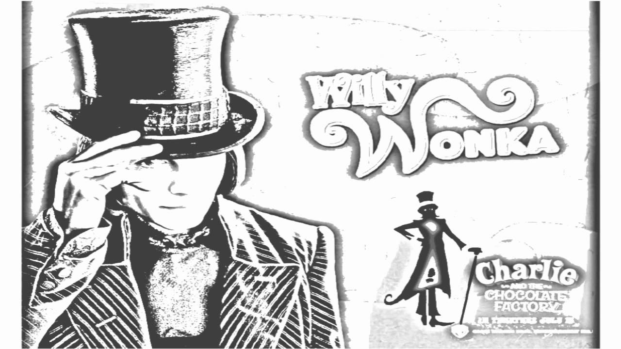 Auto Draw 2: Johnny Deep In Charlie And The Chocolate