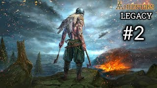 Ancestors Legacy - Story Gameplay Chapters 2 | Rebuilding Forces (Xbox One PC)