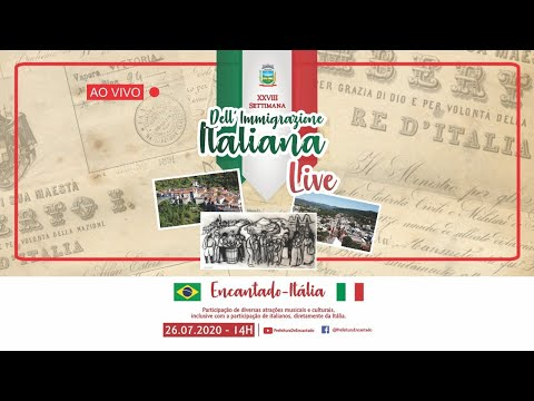 Settimana Dell'Immigrazione Italiana 2020