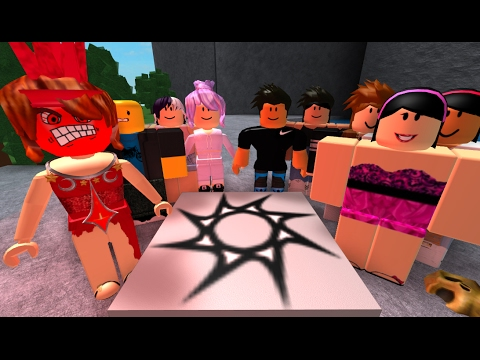 THE QUEEN -Part 3 (ROBLOX STORY)
