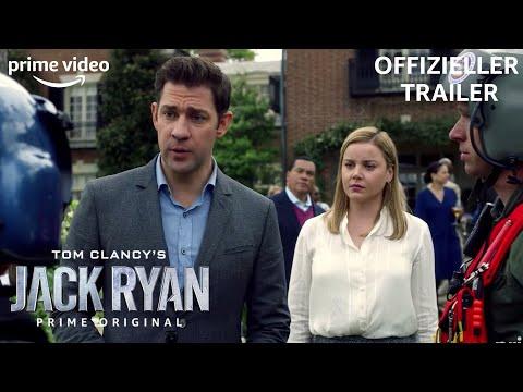 Folge der Spur des Geldes | Jack Ryan | Offizieller Trailer | Prime Video DE