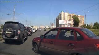 Вот такой водитель на Ладе Гранте С869ХН 116 RUS