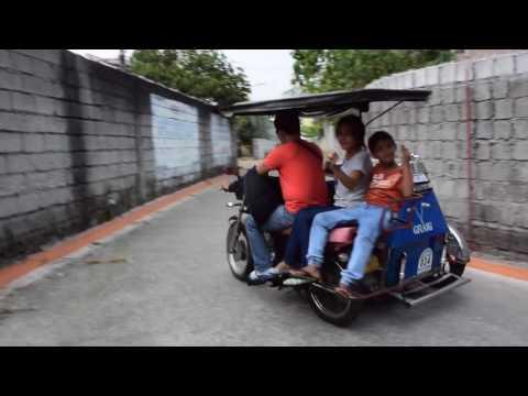 A walk around the Barangay, Caloocan City