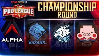 RPL Season 2 Presented by TrueMove H | Championship Round