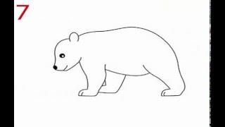 Как научить ребёнка рисовать медведя(Как научить ребёнка рисовать медведя Lety Shops кэшбэк - https://letyshops.ru/soc/?r=322915., 2016-01-20T18:46:43.000Z)