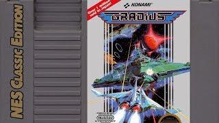 """Meatball Festival"" - Gradius   NES Classic Edition"