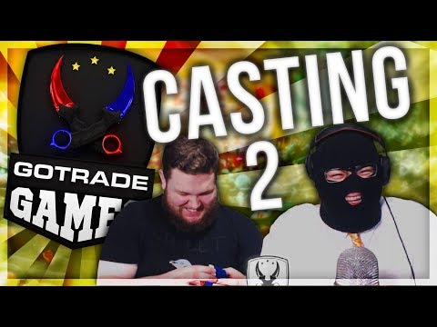 CS:GO CASTING FUNNY TOURNAMENT GAMES