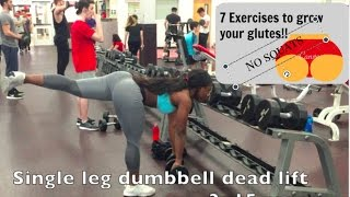 How to Grow Your Butt/ NO SQUATS